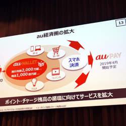 石野純也のモバイル活用術:QRコード決済に出遅れたau。4月開始の「au Pay」の秘策と課題とは