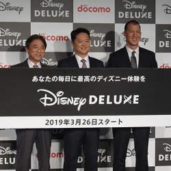 西田宗千佳のトレンドノート:ディズニーがドコモと組んで「自社動画配信」を始める理由
