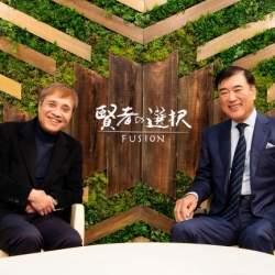 ビジネス番組「賢者の選択」が一新。第1回のゲストは安藤忠雄氏