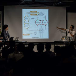 「クリエイティブ思考で未来の都市を考える(仮)」公開企画会議が渋谷で開催