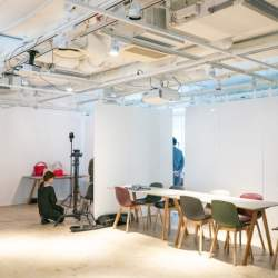 渋谷駅から徒歩5分!ブランディングに活用できる撮影スタジオスペースがオープン