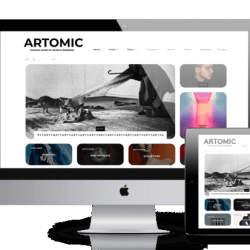 アーティスト達が企業のブランディングを後押し!国内初のキュレーション型アーティストデータベース「ARTOMIC(アトミック)」がサービス開始