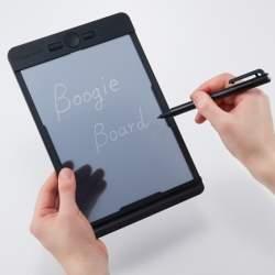 キングジムの電子メモパッド「ブギーボード」にコンパクトな新サイズが登場