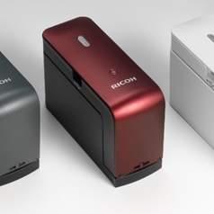 活用度は無限大?!ハンディサイズのプリンター「RICOH Handy Printer」発売
