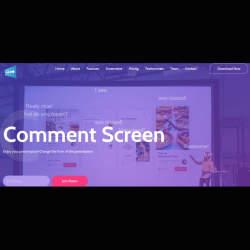 プレゼンに遊びゴコロを!双方向プレゼンアプリ 「Comment Screen」登場