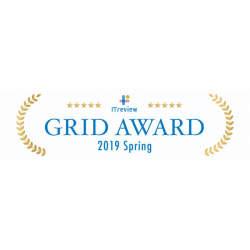 freee、ユーザーに支持された製品を表彰する『ITreview Grid Award 2019 Spring』の4部門において最高位の【Leader】を受賞