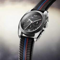 BMWのスポーツスピリットを反映。夏の腕時計コレクションが登場