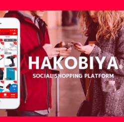 旅行者と依頼者を繋ぐソーシャルショッピングアプリ「HAKOBIYA(ハコビヤ)」β版をリリース
