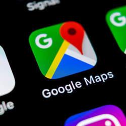 西田宗千佳のトレンドノート:Googleマップに「テスト搭載」されたARナビを試す