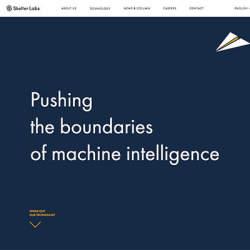 人工知能分野の急成長企業、スケルター・ラボスが日本進出