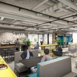 ミレニアム世代の多様な働き方に対応したサービスオフィス『クロスオフィス六本木』が7月10日オープン