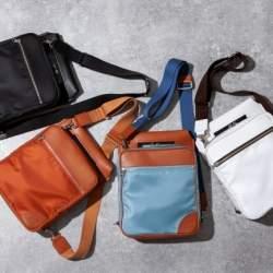 伝統の職人技と機能性とファッション性を兼ね備えた、ハイブリッドなバッグが新登場。オンオフ問わないこなれ感が秀逸!