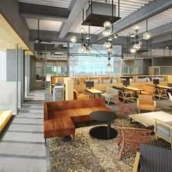 8月1日、町田駅から徒歩3分の商業施設にコワーキング&シェアオフィス「BUSO AGORA」がオープン