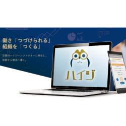 """離職理由の8割を占める""""ハイジーンファクター""""を見える化。株式会社OKANが日本初の調査・改善サービス『ハイジ』をスタート"""