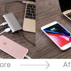 机がワイヤレス充電器になる?!待望の「deskHack」が一般販売開始