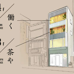 キッチンは一般利用も可能。交流の場としても活用できるコワーキングスペースが三軒茶屋にオープン