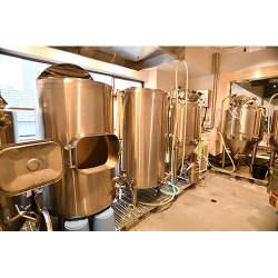小規模でオリジナルビール製作が可能!工場の空き稼働時間を利用したビール醸造所のシェアリングサービス