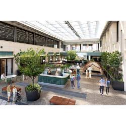 「こんなところで働いてみたい」恵比寿ガーデンプレイスにワークスペースが今秋オープン&先行内覧会登録を開始