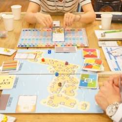 ゲームを通して楽しくSDGsを学べるボードゲーム「Sustainable World BOARDGAME」のレンタルが開始