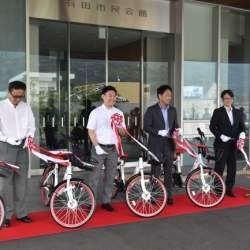 シェアサイクルを観光振興・地域活性化に活用!和歌山県有田市の新たな取り組みとは?