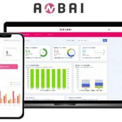 スマホを活用して従業員のストレスを測定し、組織運営に活かすサービス「ANBAI」の販売が開始