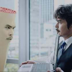 電子契約サービス「クラウドサイン」初のテレビCMが放送、小澤征悦さんがハンコ役を熱演