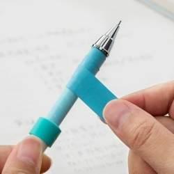 触り心地や太さが自由自在、自分でグリップを巻いて完成させるシャープペンが登場