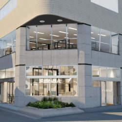 秋葉原に一棟すべてがシェアオフィス・コワーキングスペースの「fabbit AKIBA」が2020年春オープン