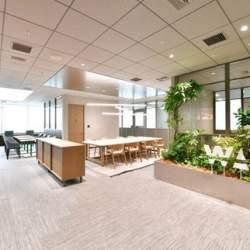会員制シェアオフィス「WAW赤坂」がオープン!フリーアドレスオフィス、ドリンクサーバー、屋上ガーデンを完備