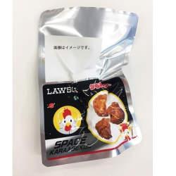 からあげクン、宇宙に向かって─「Pre宇宙日本食」に認定、肉が食べたいとの飛行士の声を反映