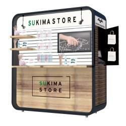 JR大崎駅でデッドスペースを活用した短期貸し店舗の実証実験、EC事業者らの出店促進狙う