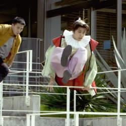 パルクール世界大会優勝者が天草四郎に扮して市内を駆け回る!熊本・上天草市が斬新PR動画を公開