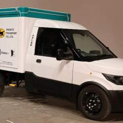 ヤマトが宅配に特化した「小型商用EVトラック」を共同開発。首都圏に500台導入へ