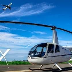 成田空港に最速18分!新木場からヘリコプター便が就航、最安9,800円から。AirX社