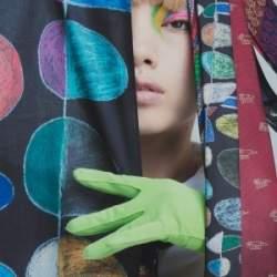知的障がいあるアーティストが手掛けたアート作品を商品化。新ブランド「HERALBONY」が誕生