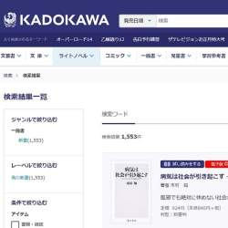 リーダー論からブラック労働問題まで角川新書が新刊5作品を発売!年末年始は読書がおすすめ