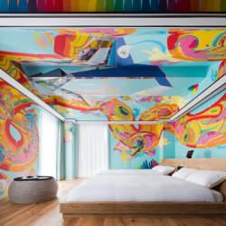 「今、ここで生まれるアート」。アートホテル「BnA_WALL」が2020年夏、東京・日本橋に開業