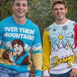 米国でブーム!「ダサいクリスマス用セーター」を売る米ブランド「UglyChristmasSweater.com」が話題に