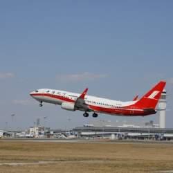 上海航空がセントレア=温州線を開設 浙江省へのアクセス向上へ