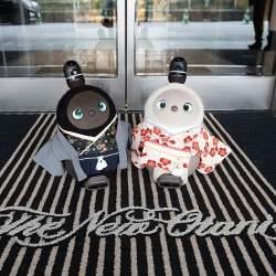 愛らしいロボットとホテルニューオータニでお泊まりできる期間限定宿泊プランが登場