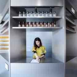 ヘルスケア機能を併設した新タイプの薬局が愛知・岡崎にオープン 「町の保健室」めざす