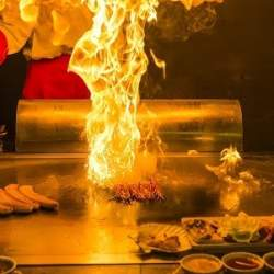 米国内で人気の鉄板料理レストラン紅花、カリブや中央アメリカなどにもフランチャイズ展開へ