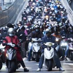 【台湾】KYMCO、二輪販売台数で20年連続1位に  排出ガス規制対応車が人気