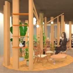 千葉・妙典駅近くに「大人の秘密基地をイメージしたシェアオフィス」が誕生へ ツリーハウスがコンセプト