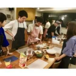 【企業研修】一緒に料理でチームの結束力アップ!「チームビルディング・クッキング」プランが登場