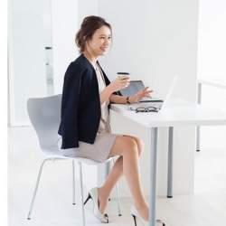 オフィス向け女性服のサブスク「Brista」と滋賀大学が連携協定