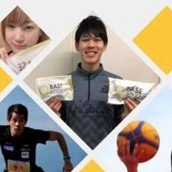 完全栄養の主食「BASE FOOD」をプロスポーツ選手の食生活に取り入れるプロジェクトが始動