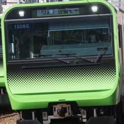 ちょっと未来の山手線に出会える「東京感動線 presents  山手線Ver.2020」が期間限定運行