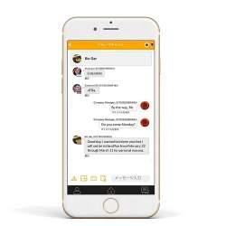 ミスコニュニケーション解消アプリ「Connectee」に12カ国語の翻訳チャット機能が追加
