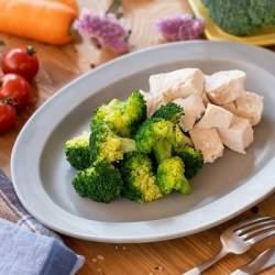 低糖質・高タンパク質の食品専門の配達サービス「GOFOOD」始動、第1弾は「ブロチキ」